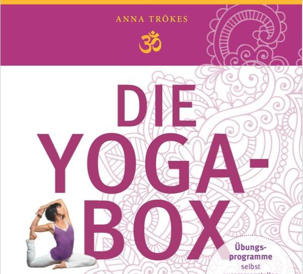 Yoga-Asanas Kartenbox für die Yoga-Praxis